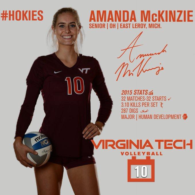 Coach Amanda McKinzie