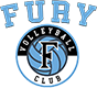 Fury Volleyball Club Logo